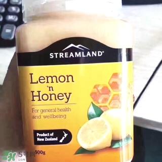 streamland新溪岛柠檬蜂蜜怎么吃_吃法_服用方法