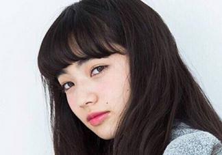 小松菜奈厌世妆怎么化?日本流行的厌世妆画法