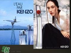 kenzo香水一枝花红色瓶图片