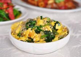 刺儿菜可以和鸡蛋一起吃吗?刺儿菜能炒鸡蛋吗?