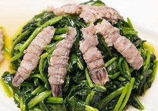 皮皮虾和菠菜能一起吃吗?皮皮虾可以和菠菜一起吃吗?