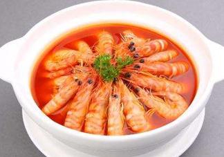 虾子哪些部位不能吃?虾子哪些地方不能吃