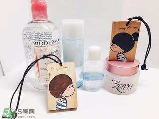 卸妆油卸妆的原理图片