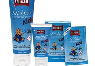 Ballistol驱蚊霜有用吗?Ballistol驱蚊霜有效果吗?
