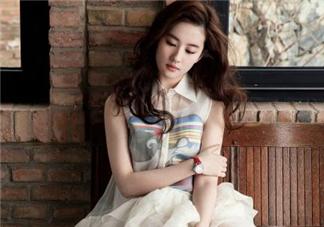 刘亦菲伴娘服哪里有卖的?刘亦菲同款伴娘礼服在哪里买?