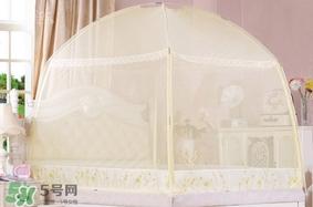 婴儿蚊帐安装方法图解