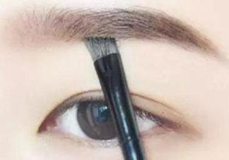 初学者怎么画眉毛?初学者画眉毛步骤图解