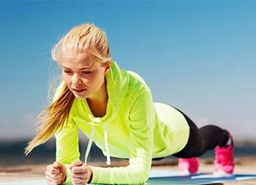 平板支撑多久算合格?平板支撑能减肥吗?