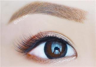 新手眼影的画法步骤图解 日常两种眼影画法步骤
