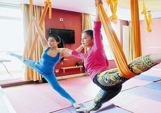 空中瑜伽需要基础吗?零基础可以学空中瑜伽吗?