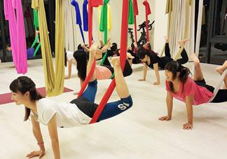 空中瑜伽可以减肥吗?空中瑜伽减肥效果好吗?