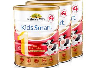 Kids Smart佳思敏奶粉怎么样?Kids Smart佳思敏奶粉好不好?