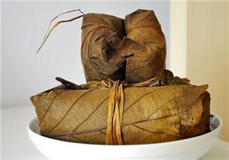 菠萝叶怎么包粽子?菠萝叶粽子的包法