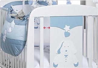 picci婴儿床怎么安装 picci婴儿床安装步骤图解