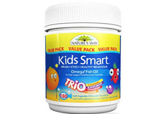 Kids Smart佳思敏儿童鱼油说明书 Kids Smart佳思敏儿童鱼油怎么吃?