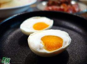 减肥期间可以吃咸鸭蛋吗图片
