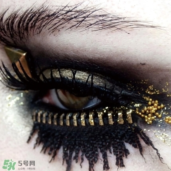 创意彩妆眼妆图片
