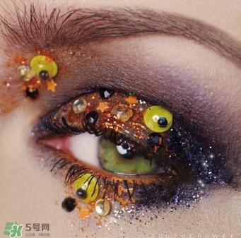 2018创意眼妆彩妆图片图片