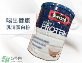 swisse乳清蛋白粉怎么样_服用方法_注意事项