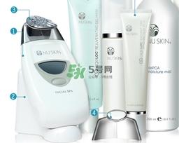 nuskin spa机怎么用?nuskin美容仪spa机使用方法