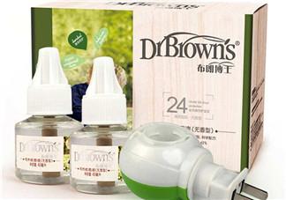 布朗博士驱蚊液怎么样?布朗博士驱蚊液好用吗?