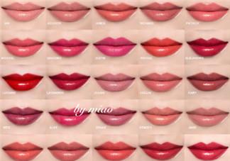 tf口红lips boys试色,tf口红boys系列试色