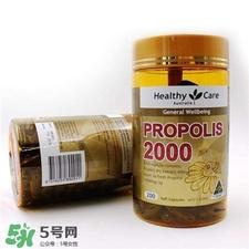 hc蜂胶的作用 hc蜂胶的功效