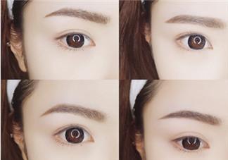 好看的眉形图片 四种眉形画法教程