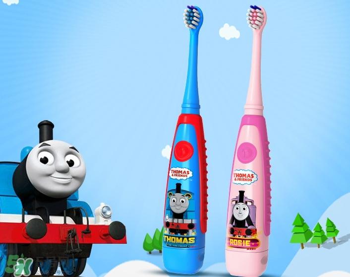 托马斯儿童电动牙刷怎么样_托马斯儿童智能牙刷好用吗