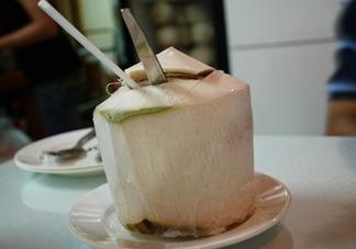 椰青是什么时候成熟?椰青和椰子哪个好喝