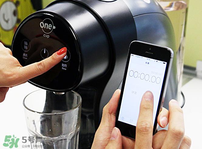onecup胶囊咖啡机怎么用?onecup胶囊咖啡机说明书