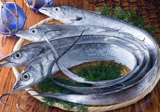 带鱼是咸的吗?带鱼是无鳞鱼吗
