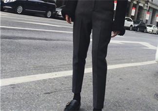 腿型不好穿什么裤子?烟管裤给你还你一条美腿