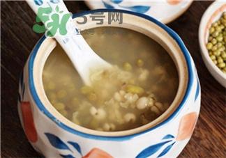 绿豆汤减肥可以喝吗图片