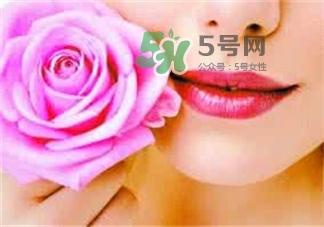 不同唇色的健康状况 看唇色知健康