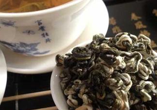 碧螺春泡出的茶是什么颜色?泡碧螺春水温多少度最好