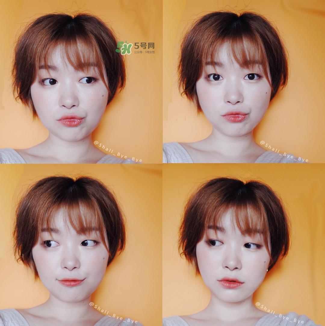 化眼妆怎么化图片