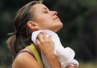 三伏天出汗是排毒还是体虚?三伏天出汗多能减肥吗?