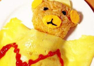 蛋包饭是哪国的料理?蛋包饭怎么做才能让蛋包着饭