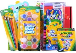 Crayola绘儿乐蜡笔好用吗?Crayola绘儿乐蜡笔怎么样?