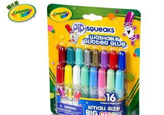 Crayola绘儿乐水彩笔干了怎么办?Crayola绘儿乐水彩笔好吗?