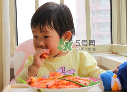 宝宝吃虾不能和什么一起吃?宝宝吃虾的注意事项