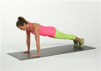 平板支撑可以瘦腿吗?平板支撑瘦腿注意事项
