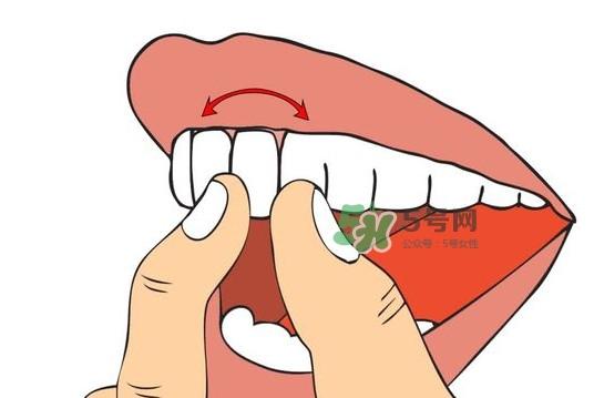 牙齿松动吃什么药有效