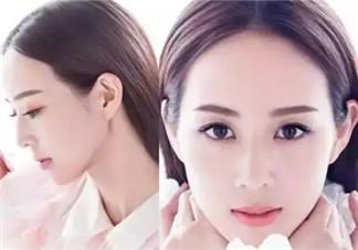 不同脸型适合的眉型图片 各种脸型适合的眉型