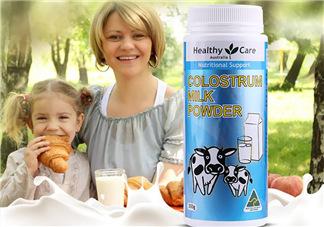 Healthy Care牛初乳说明书 Healthy Care牛初乳用法用量