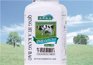 牛初乳咀嚼片合适人群 牛初乳咀嚼片适合多大的孩子吃?