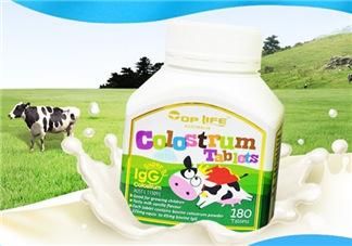 牛初乳咀嚼片是钙片吗?牛初乳咀嚼片和钙片的区别