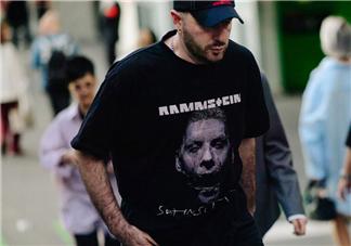 vetements rammstein系列衣服多少钱_在哪买_怎么买?