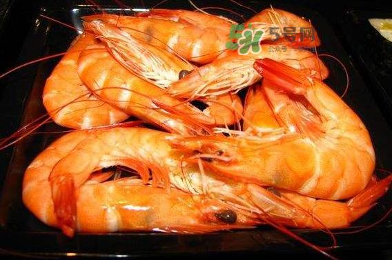 吃虾减肥原理图片